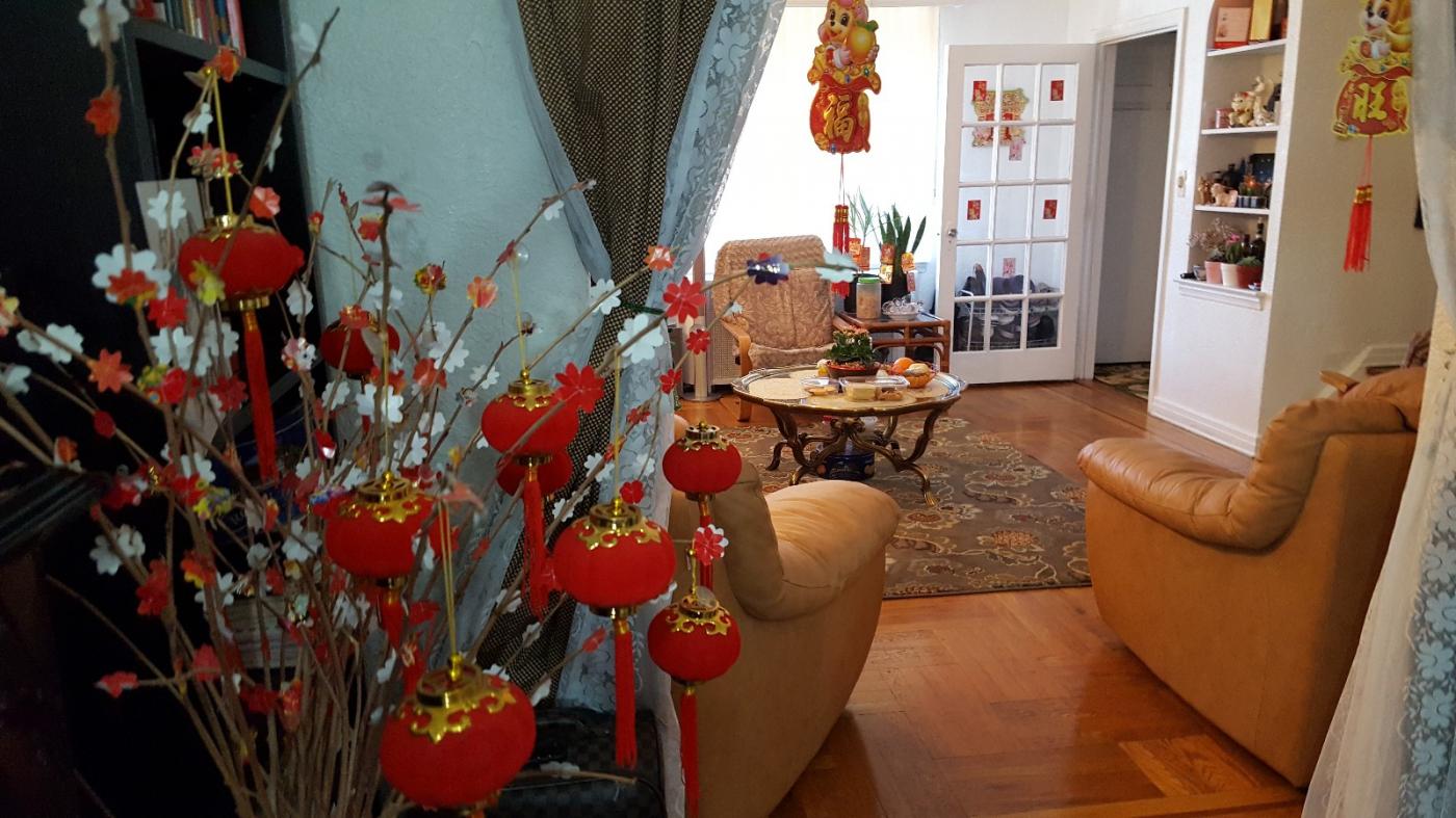 [田螺随拍]过年家居的装饰也是对父母亲的一种传承_图1-11