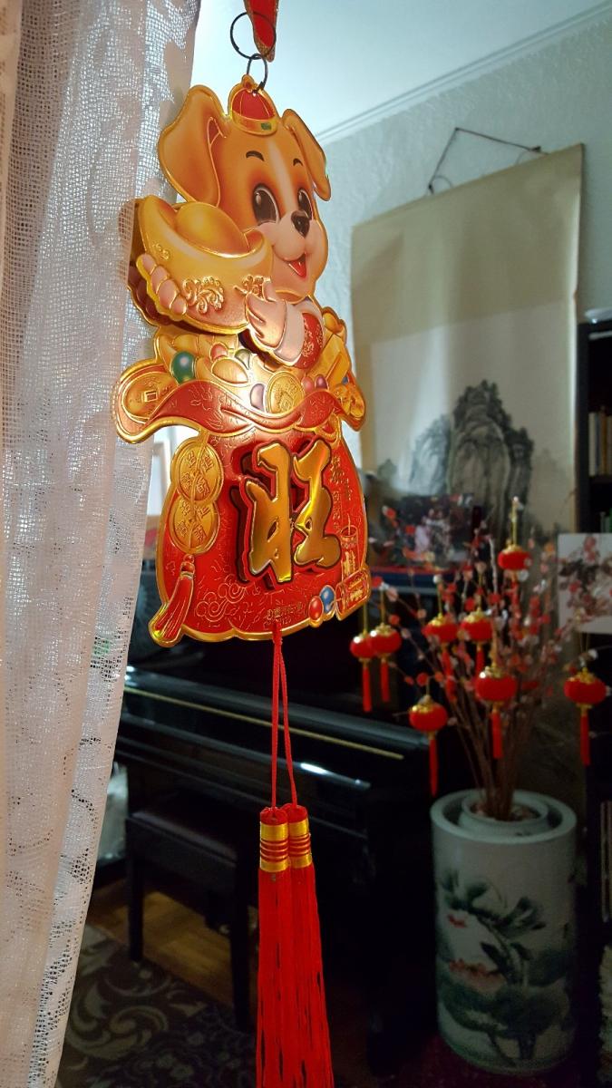 [田螺随拍]过年家居的装饰也是对父母亲的一种传承_图1-12