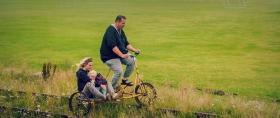 丹麦哥本哈根,老百姓的生活写真