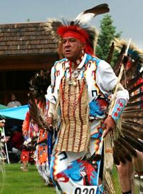 美国印第安人文化舞蹈日