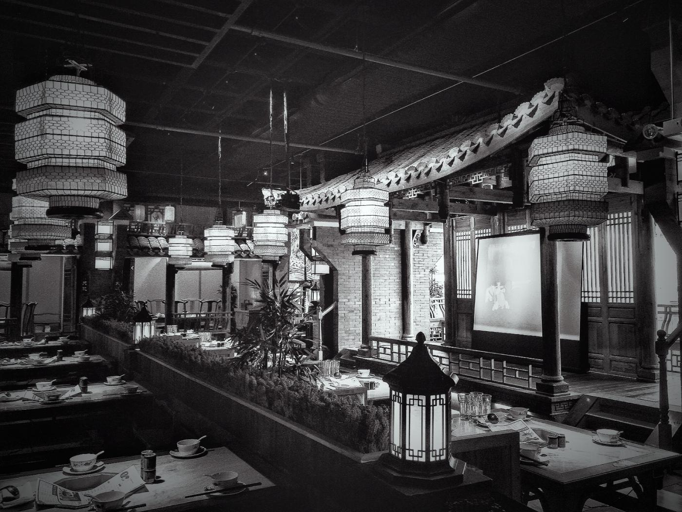 【盲流摄影】纽约法拉盛的中餐馆品味在提升-手机摄影_图1-44