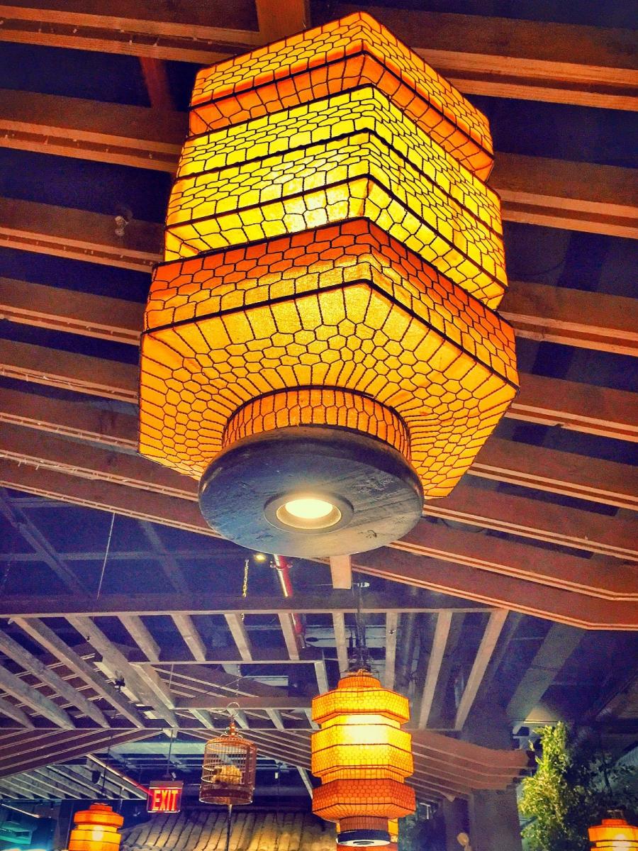 【盲流摄影】纽约法拉盛的中餐馆品味在提升-手机摄影_图1-7