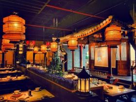 【盲流摄影】纽约法拉盛的中餐馆品味在提升
