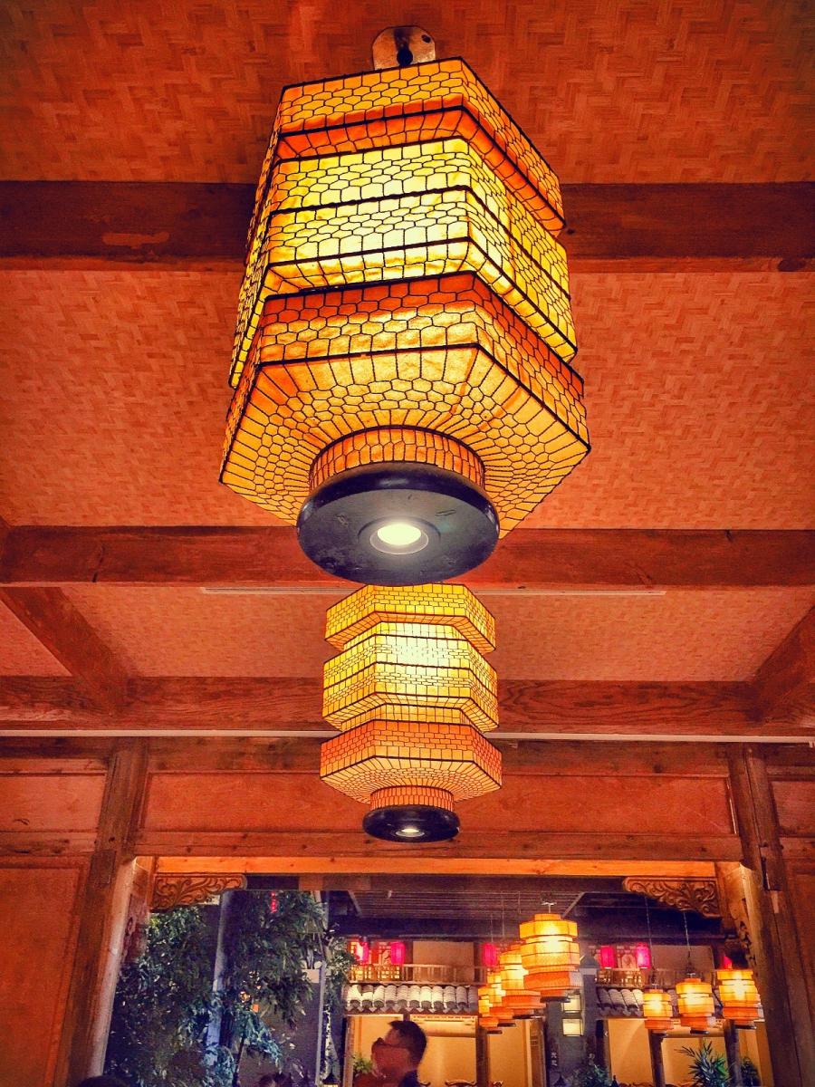 【盲流摄影】纽约法拉盛的中餐馆品味在提升-手机摄影_图1-9