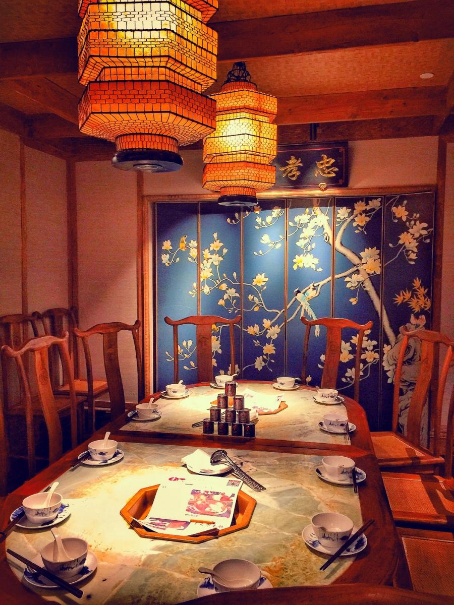 【盲流摄影】纽约法拉盛的中餐馆品味在提升-手机摄影_图1-14