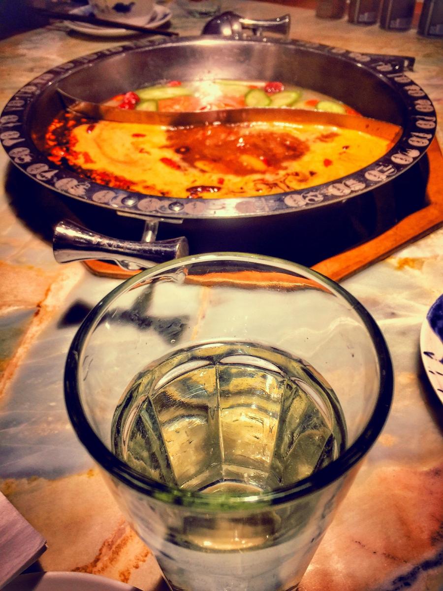 【盲流摄影】纽约法拉盛的中餐馆品味在提升-手机摄影_图1-16