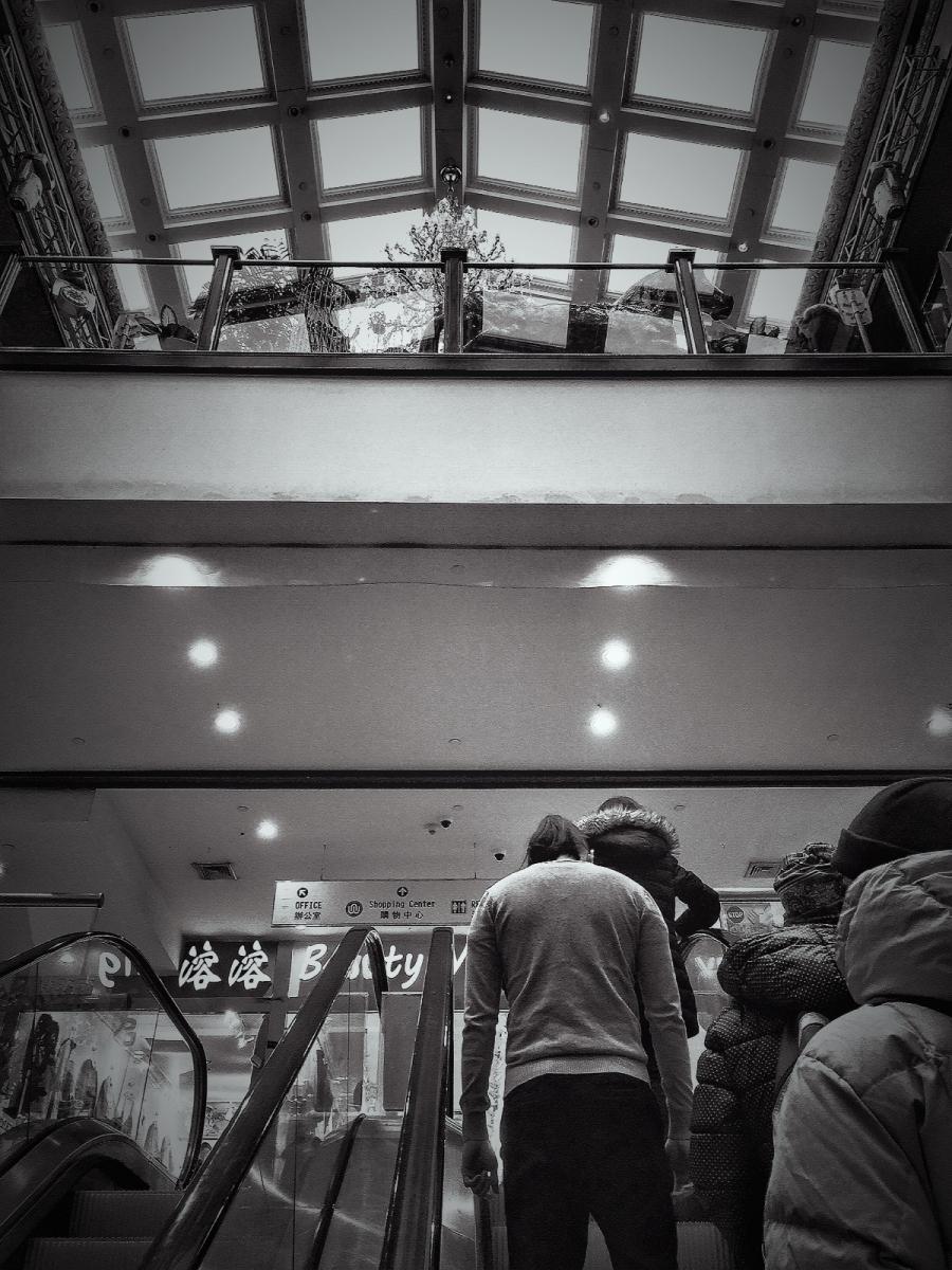 【盲流摄影】纽约法拉盛的中餐馆品味在提升-手机摄影_图1-2