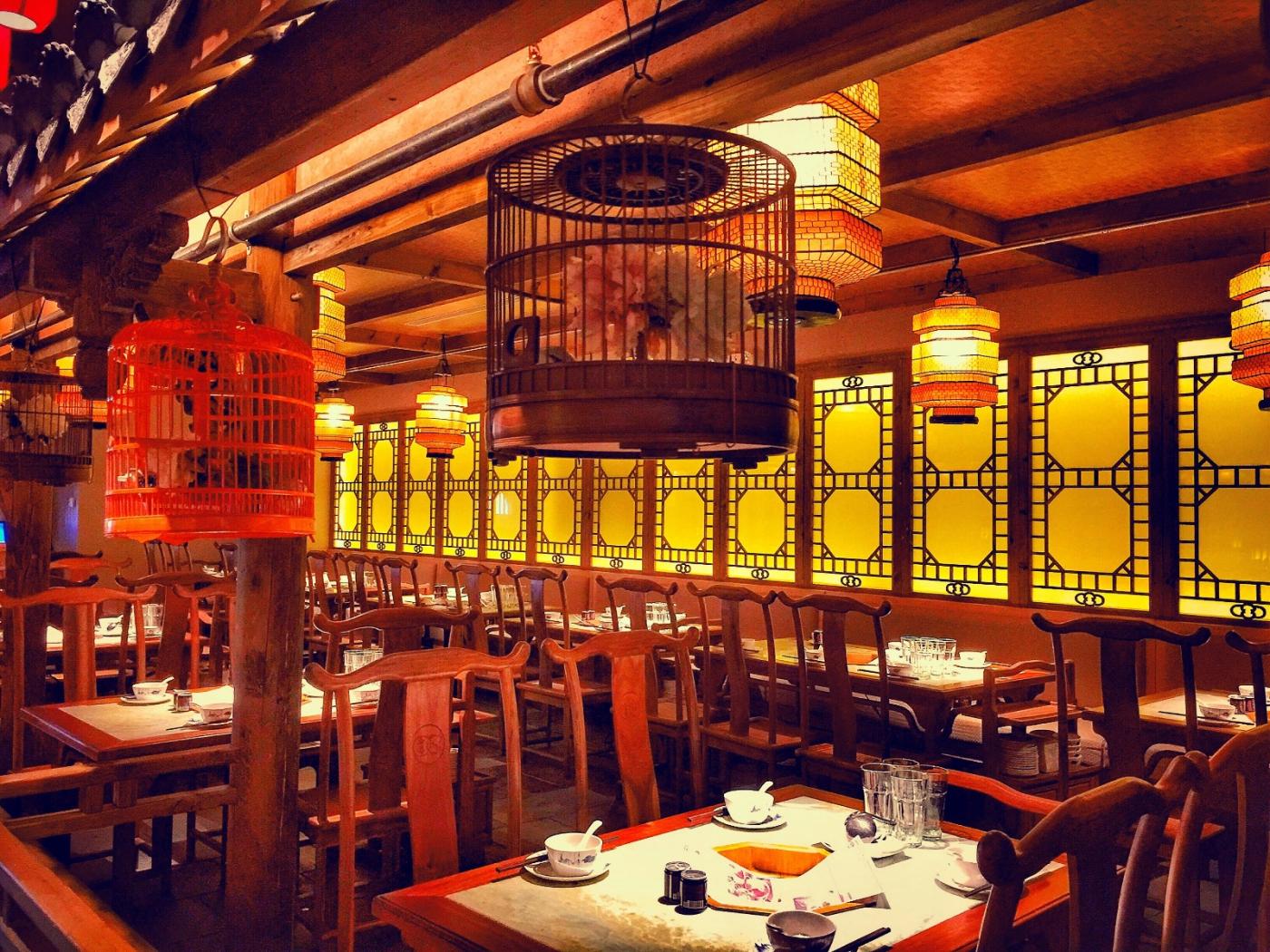 【盲流摄影】纽约法拉盛的中餐馆品味在提升-手机摄影_图1-22