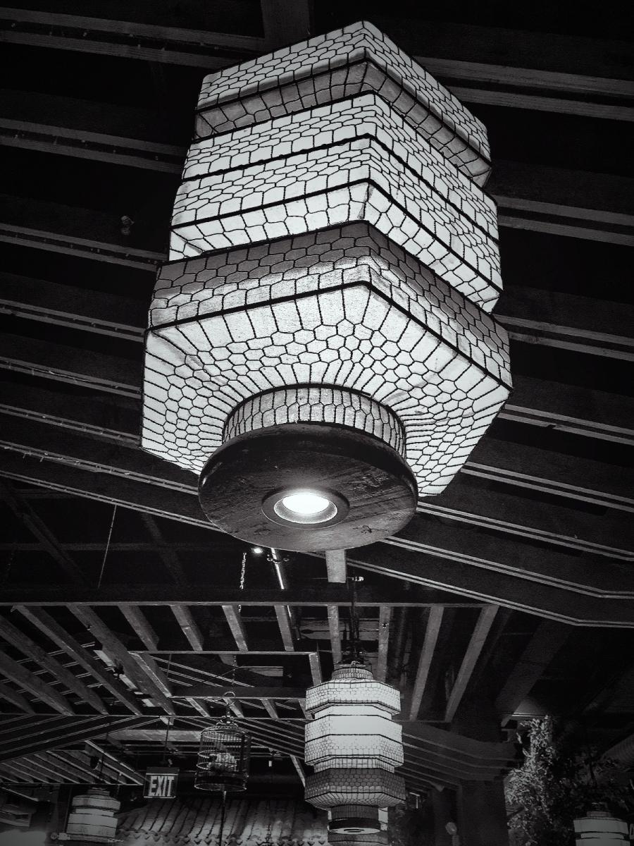 【盲流摄影】纽约法拉盛的中餐馆品味在提升-手机摄影_图1-27