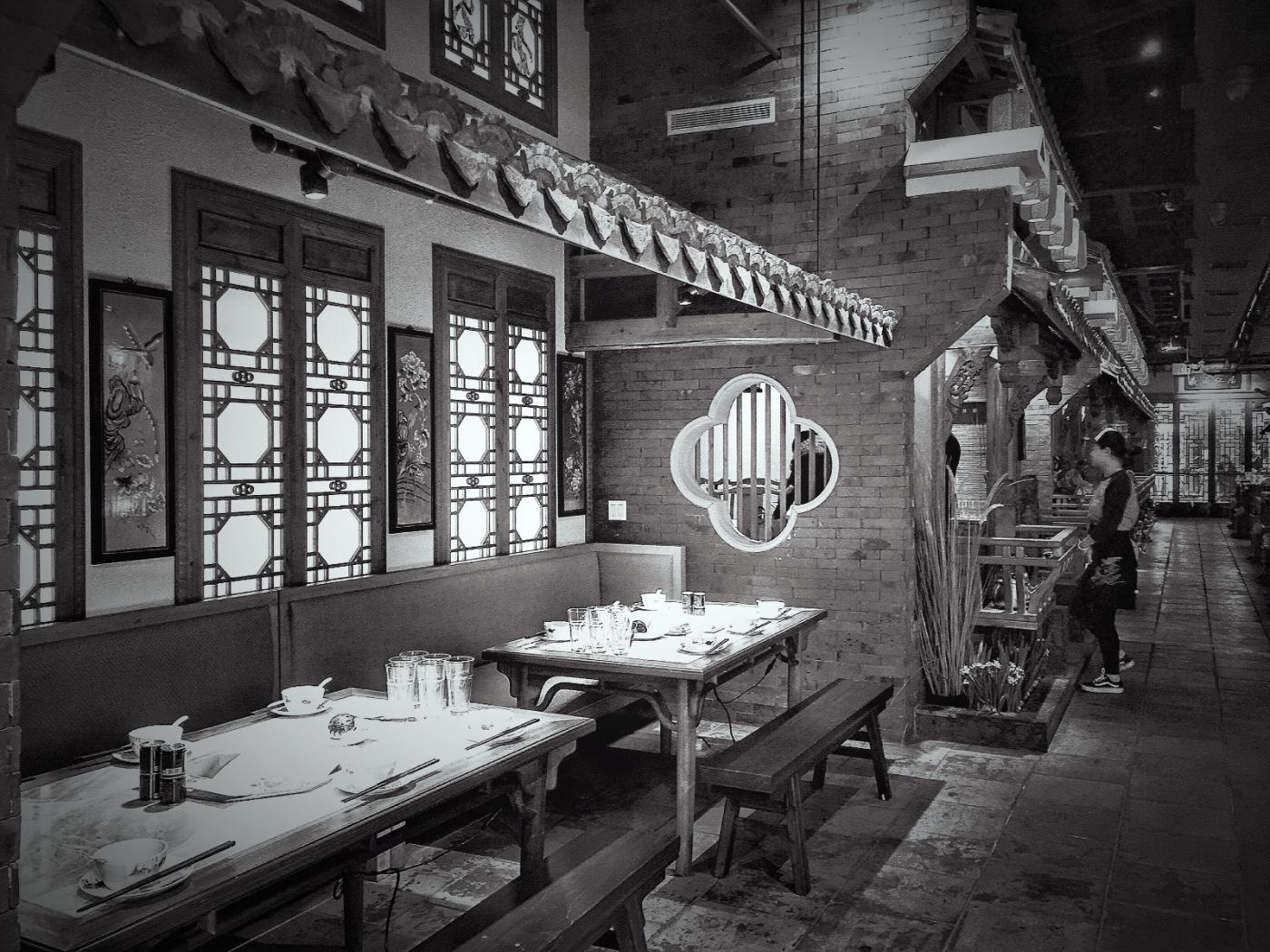 【盲流摄影】纽约法拉盛的中餐馆品味在提升-手机摄影_图1-29
