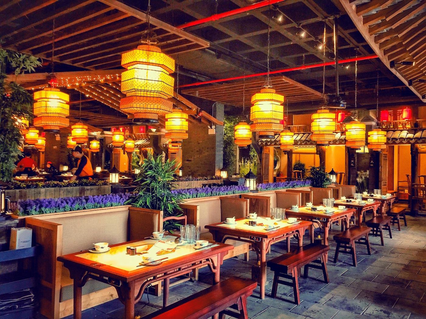 【盲流摄影】纽约法拉盛的中餐馆品味在提升-手机摄影_图1-24