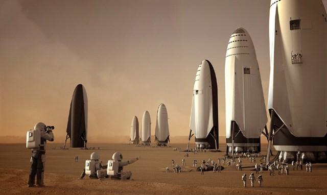 理工男的远方:埃隆·马斯克为什么要移民火星_图1-1