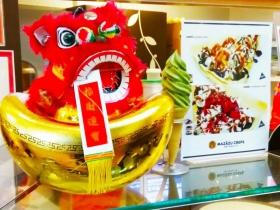 温哥华的中华美食小吃广场(图)