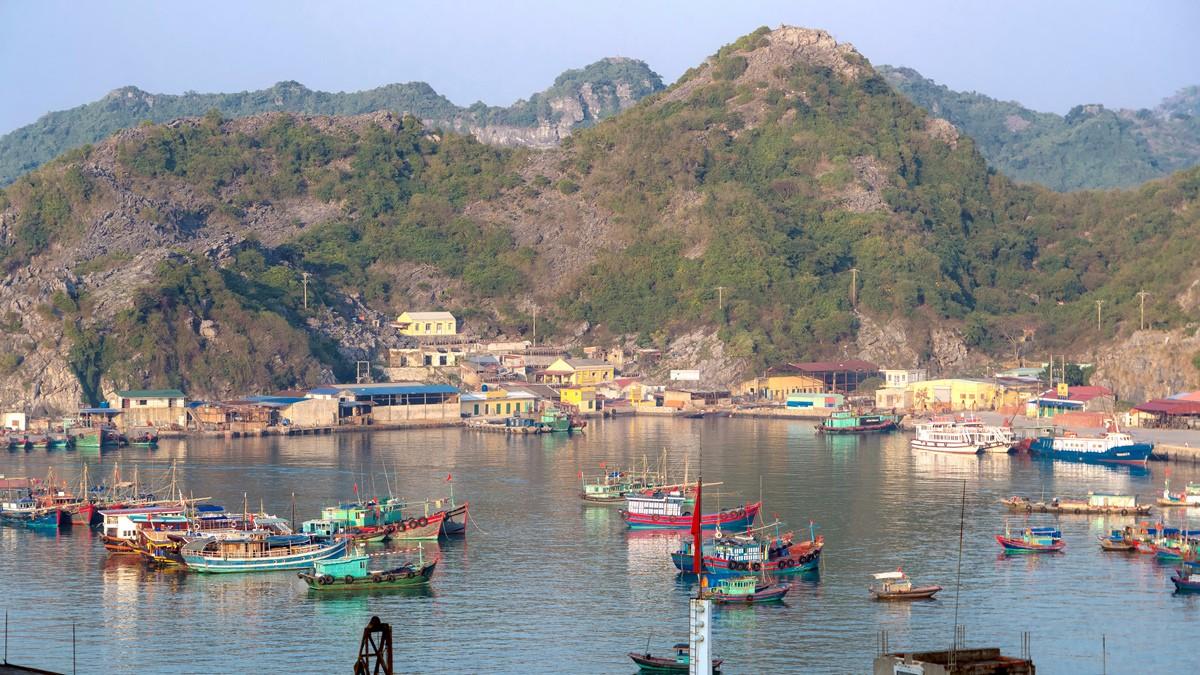 宁静祥和美丽迷人的越南吉婆岛_图1-4