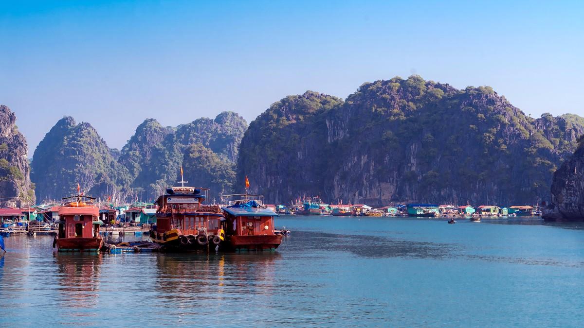 宁静祥和美丽迷人的越南吉婆岛_图1-7