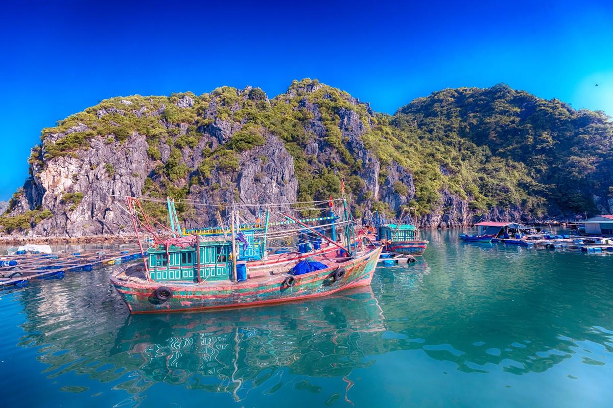 宁静祥和美丽迷人的越南吉婆岛_图1-29