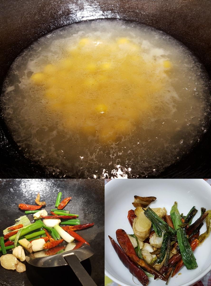 [田螺随拍]今天是元宵、我给老妈做一碗菜汤圆_图1-5