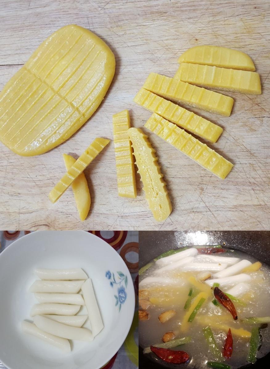 [田螺随拍]分享我做的-煎玉米排饼_图1-5