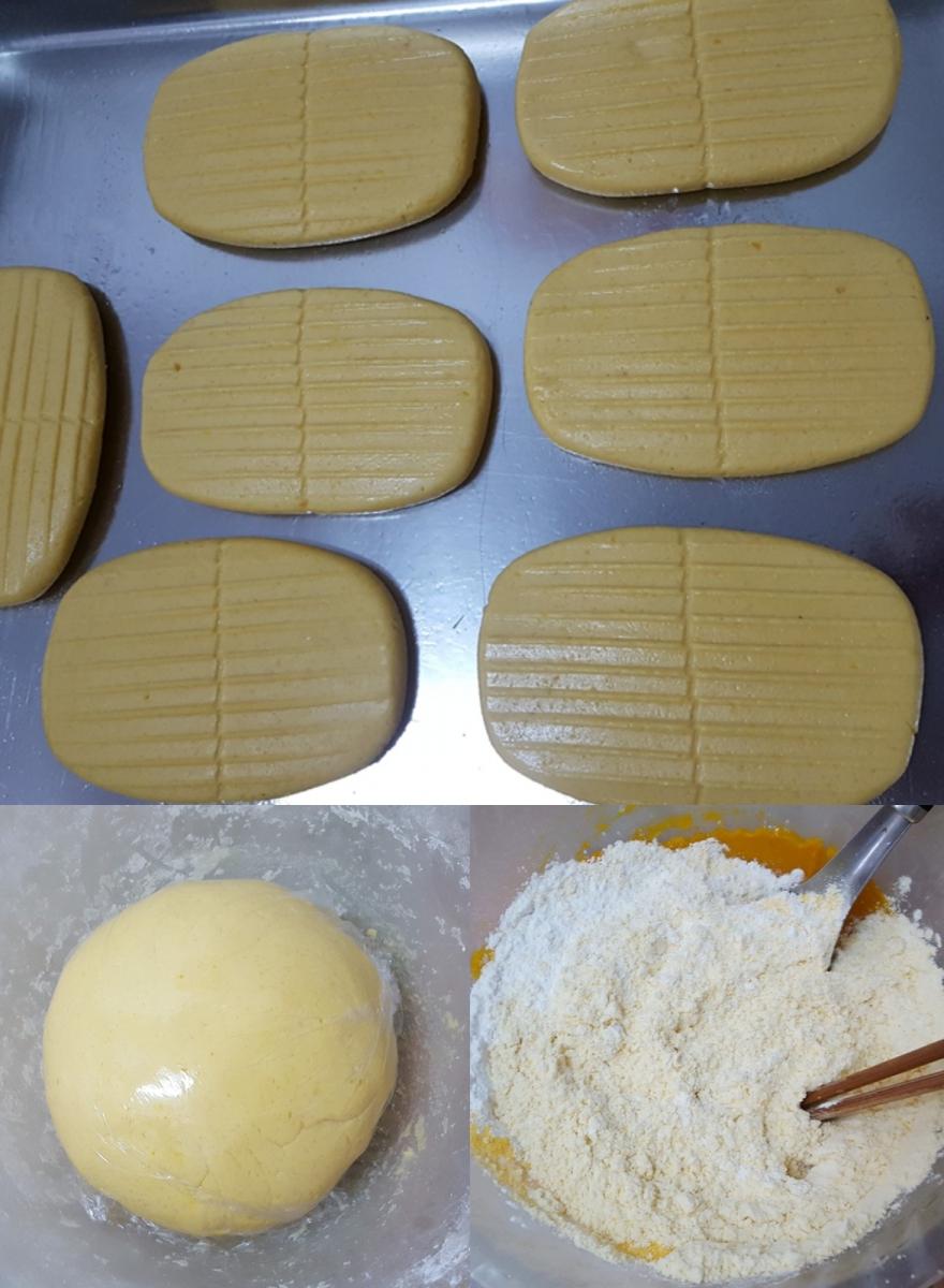 [田螺随拍]分享我做的-煎玉米排饼_图1-8
