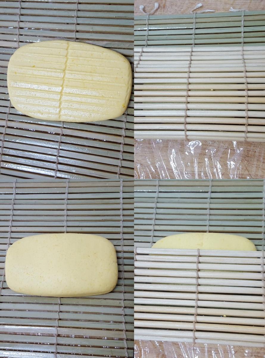 [田螺随拍]分享我做的-煎玉米排饼_图1-7