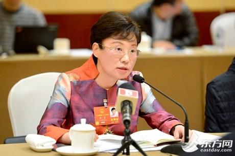 """《两会之声》:上海代表""""喊话""""证监会是一面镜子_图1-1"""
