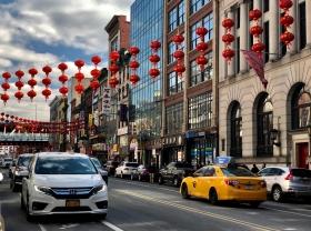 [田螺随拍]纽约、中国城