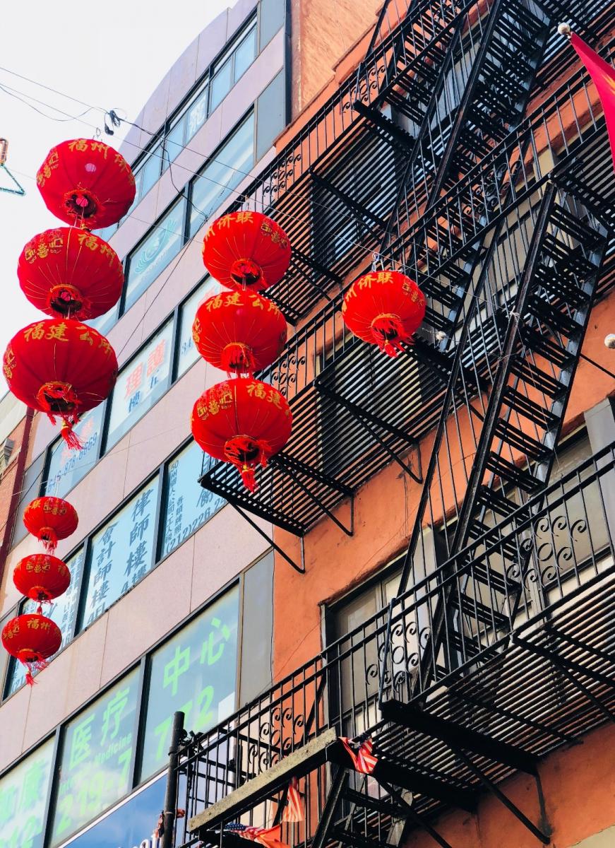 [田螺随拍]纽约、中国城_图1-4