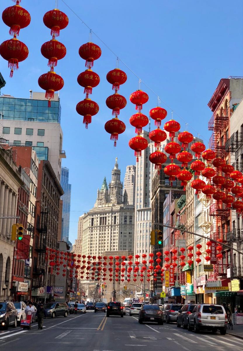 [田螺随拍]纽约、中国城_图1-2