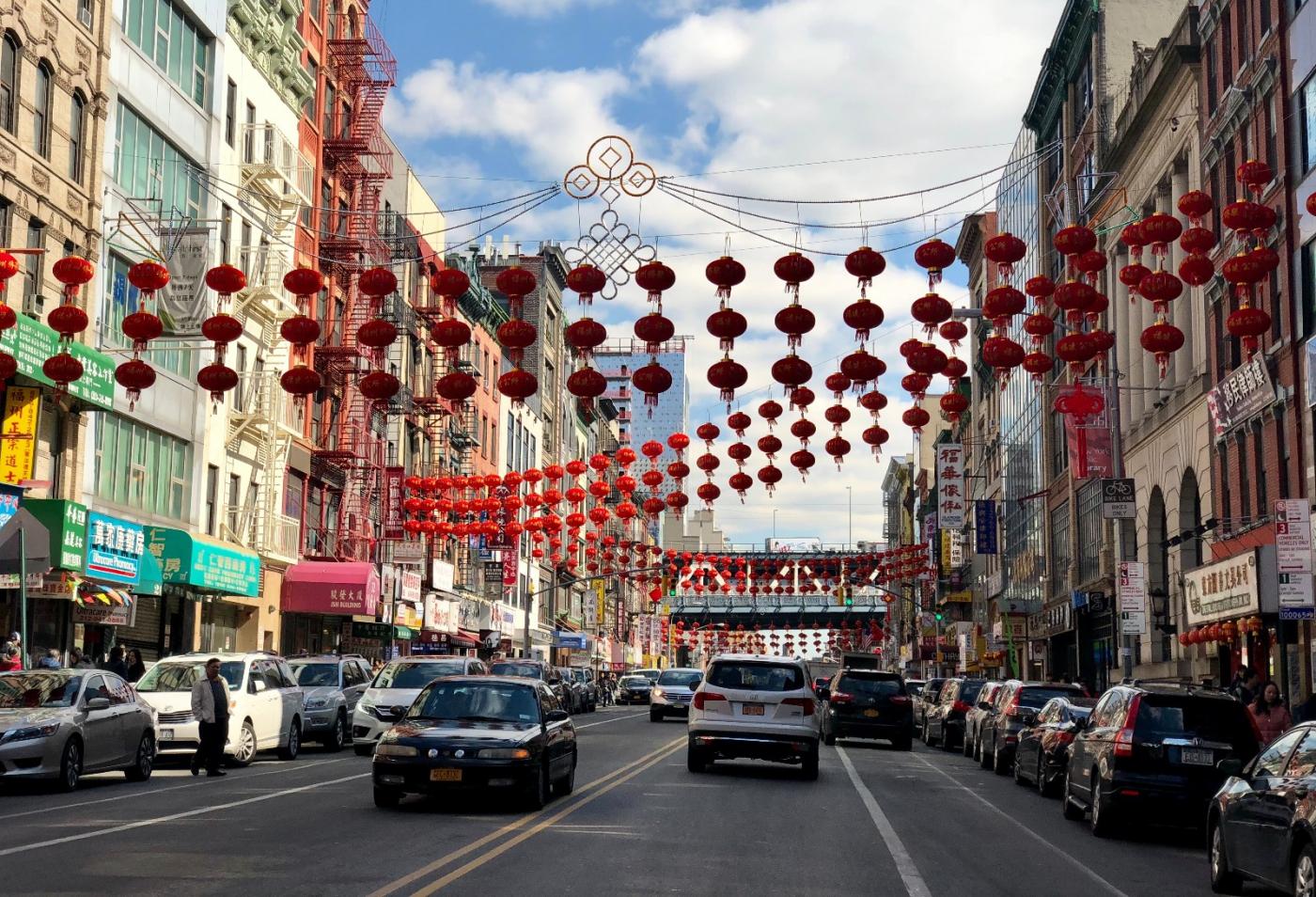 [田螺随拍]纽约、中国城_图1-3