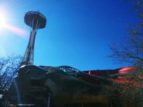 水陆两栖车游西雅图(图)