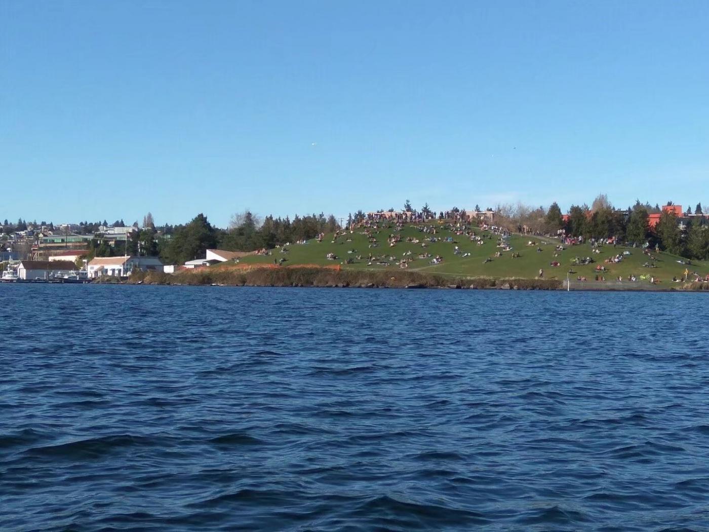 水陆两栖车游西雅图(图)_图1-13