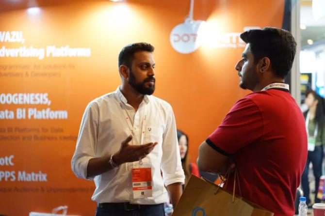 adtech New Delhi 2018圆满落幕,DotC United Group助力数字营销新机遇_图1-3