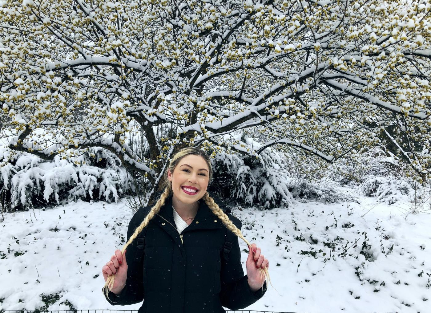 【田螺手机摄影】在纽约市拍雪景、还是中央公园最漂亮_图1-16