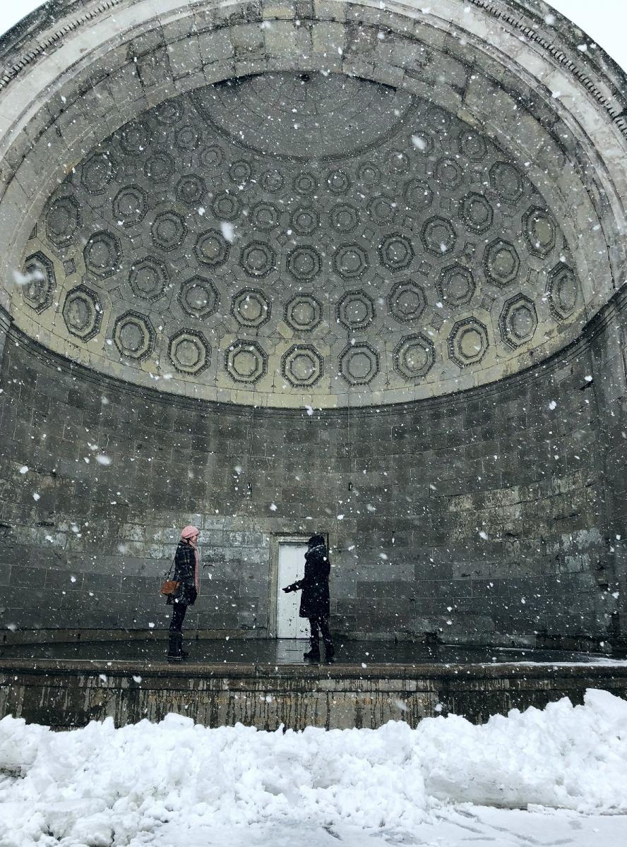 【田螺手机摄影】在纽约市拍雪景、还是中央公园最漂亮_图1-22