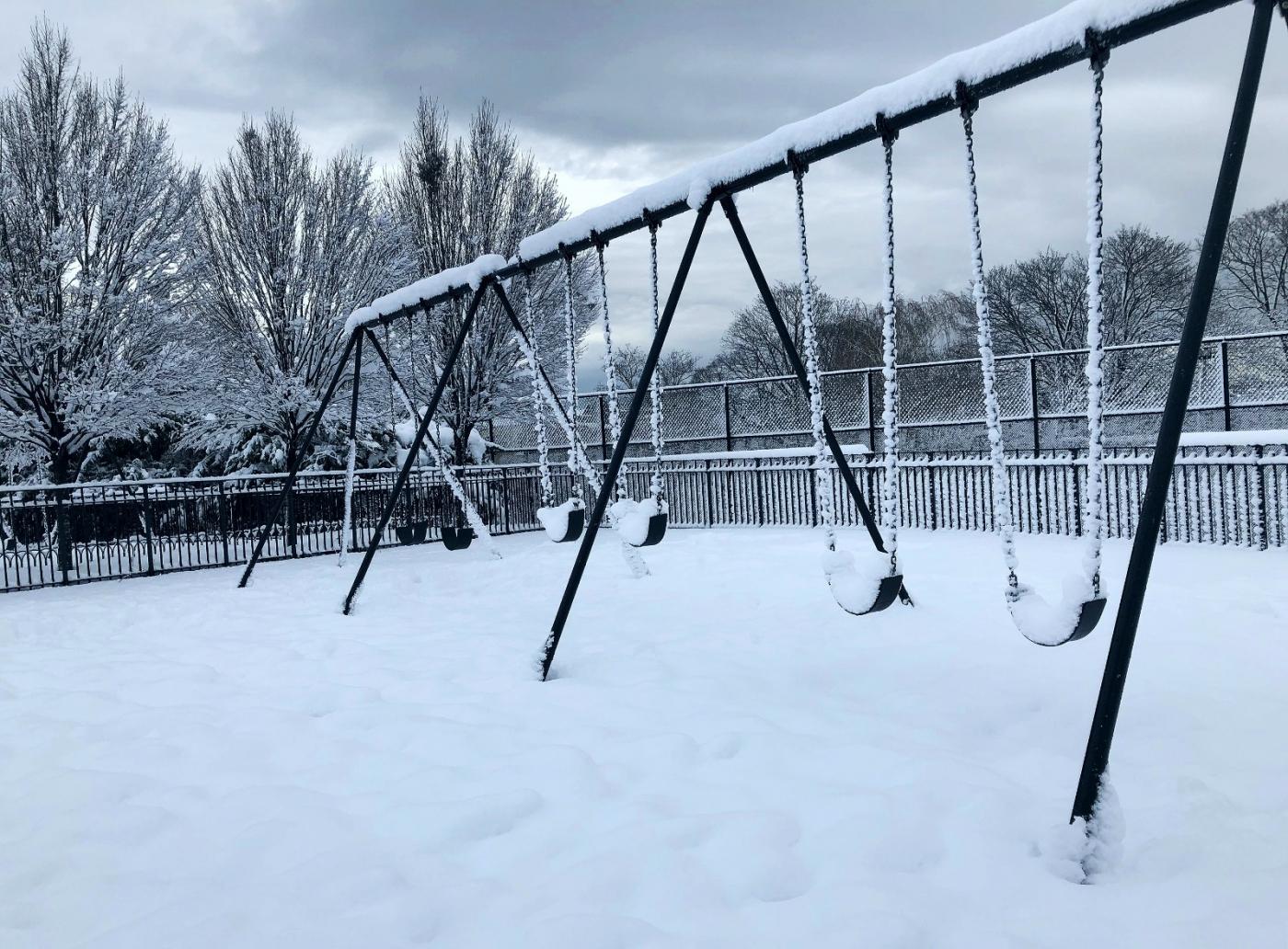 【田螺手机摄影】在纽约市拍雪景、还是中央公园最漂亮_图1-32