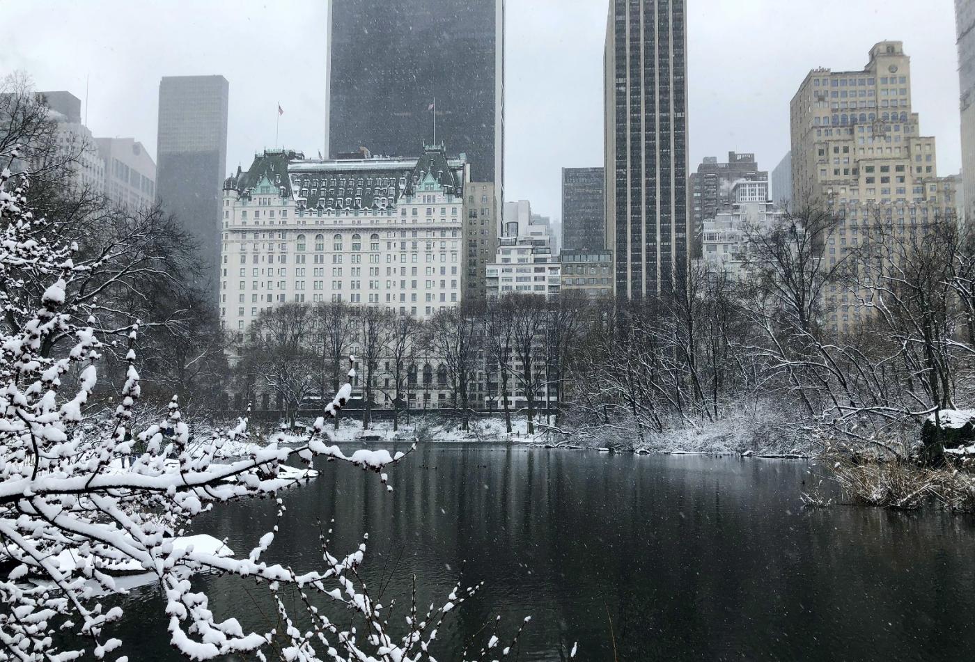 【田螺手机摄影】纽约雪景、还是中央公园最漂亮[二]_图1-7