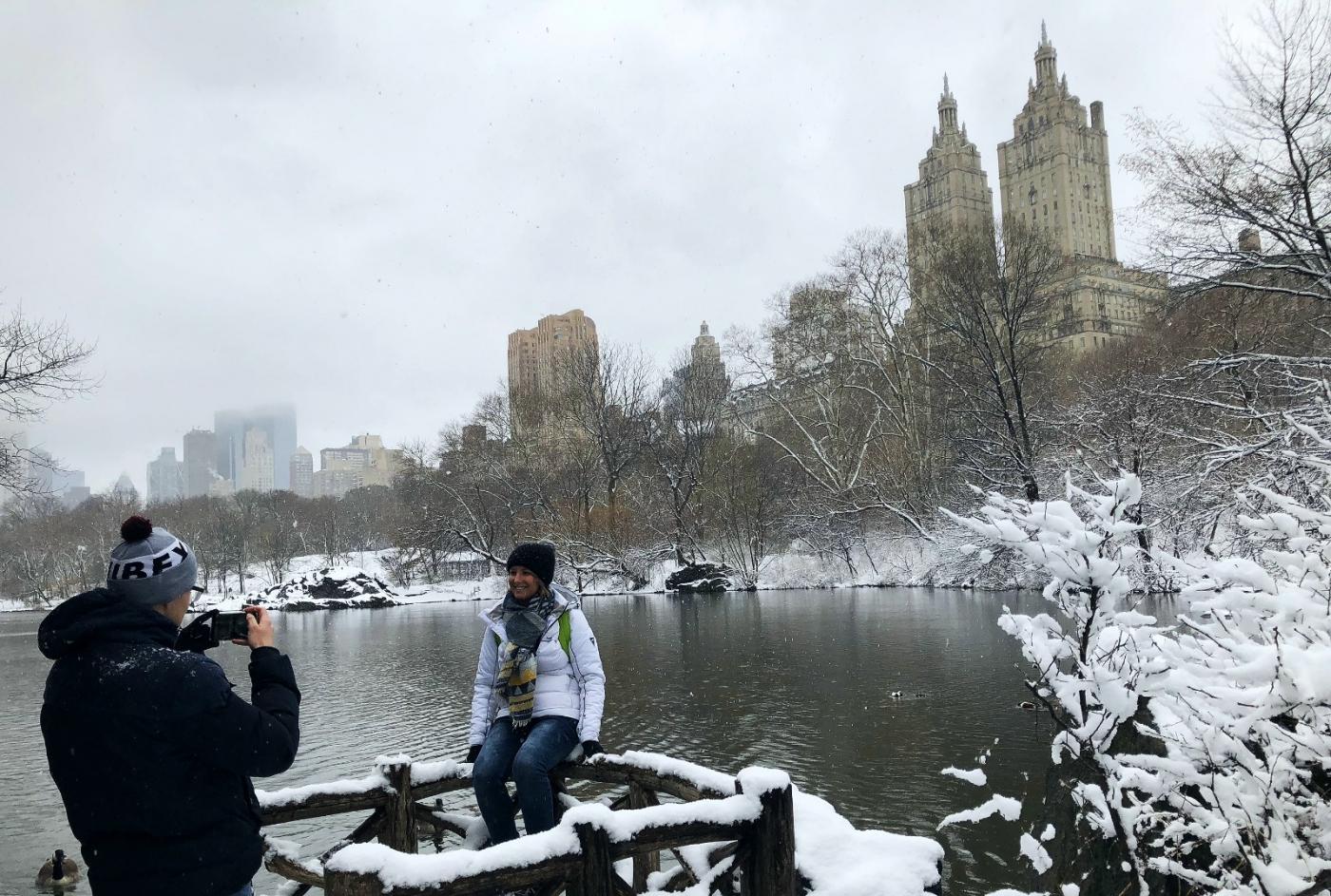 【田螺手机摄影】纽约雪景、还是中央公园最漂亮[二]_图1-13
