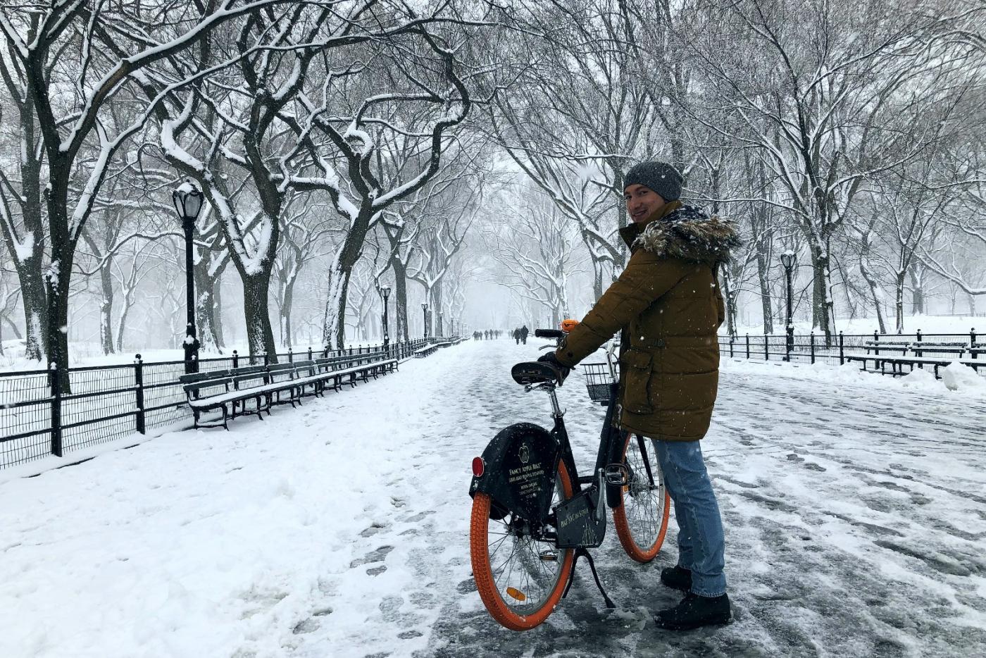 【田螺手机摄影】纽约雪景、还是中央公园最漂亮[二]_图1-27