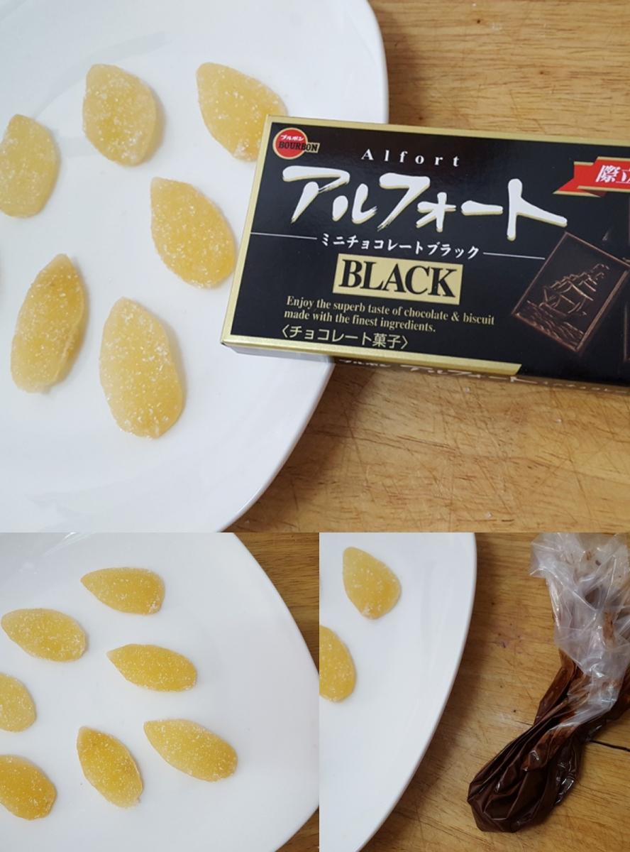 [田螺随拍]分享我做的-甜姜精美下午茶点心_图1-7