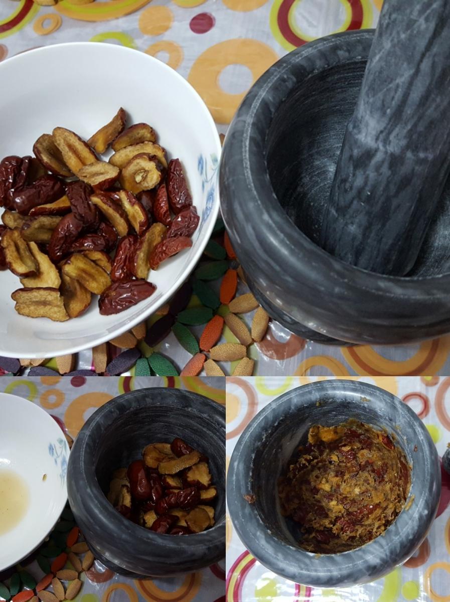 [田螺随拍]分享我做的-甜姜精美下午茶点心_图1-12
