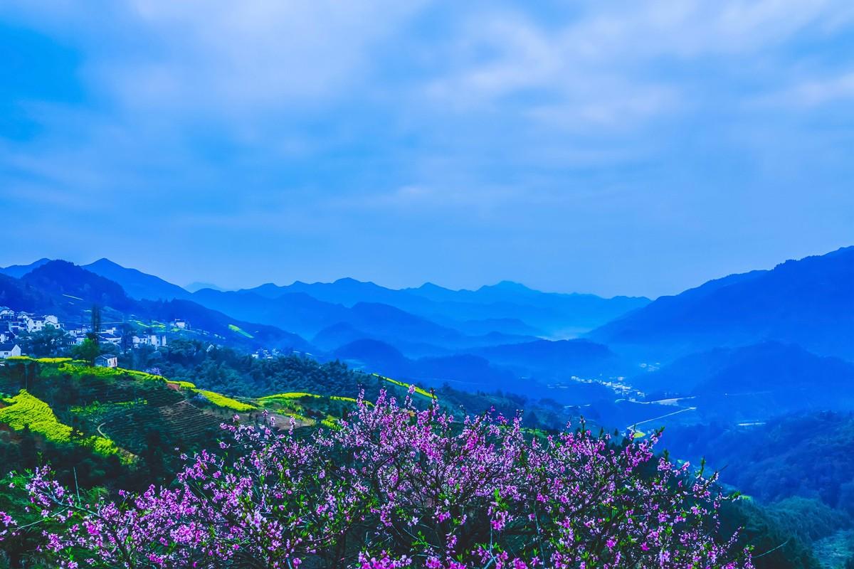 【杆言杆摄】风从徽州来  坡山村 白云深处隐藏的人家_图1-1