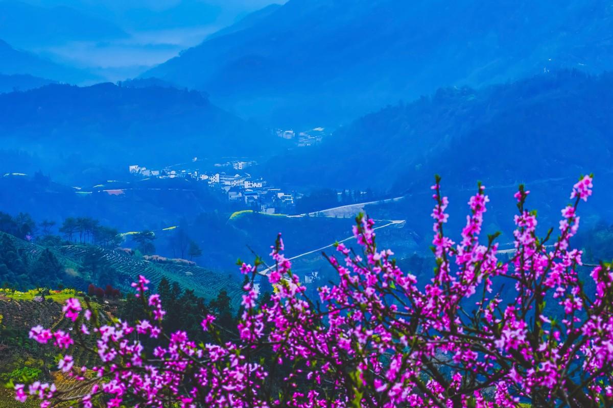 【杆言杆摄】风从徽州来  坡山村 白云深处隐藏的人家_图1-4