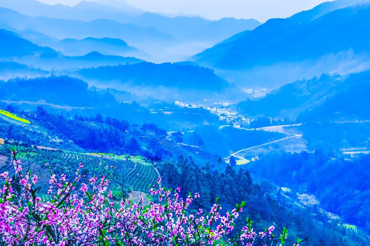 【杆言杆摄】风从徽州来  坡山村 白云深处隐藏的人家_图1-8