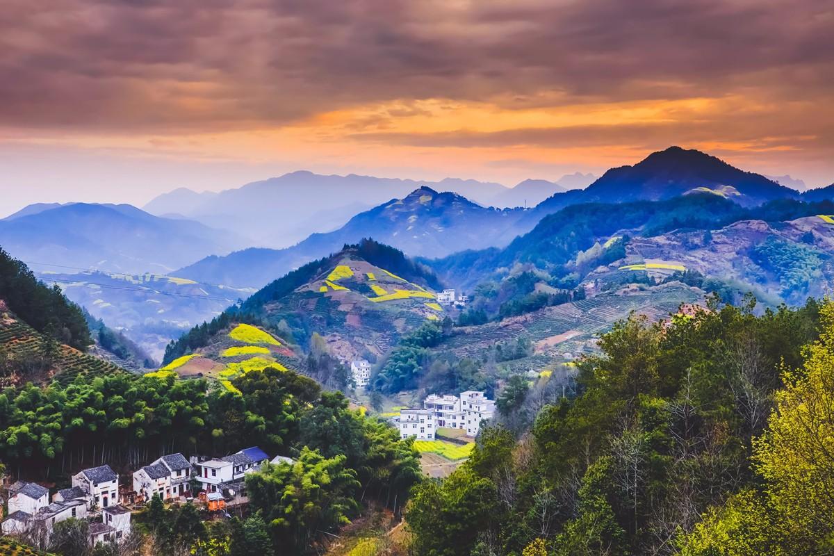 【杆言杆摄】风从徽州来  坡山村 白云深处隐藏的人家_图1-9