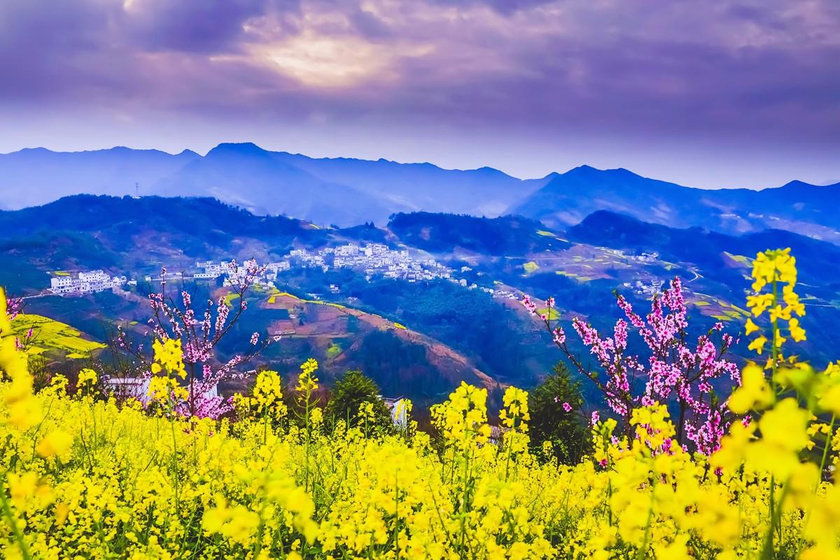 【杆言杆摄】风从徽州来  坡山村 白云深处隐藏的人家_图1-10