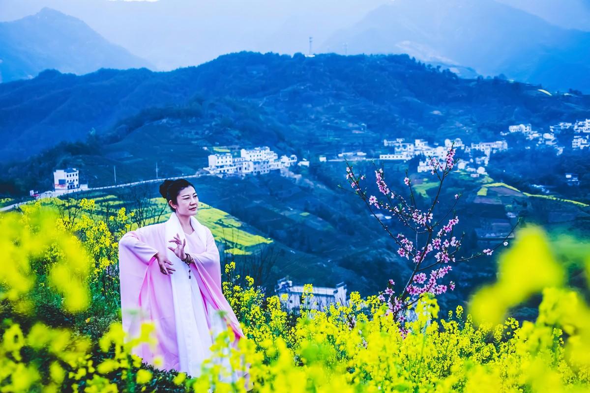 【杆言杆摄】风从徽州来  坡山村 白云深处隐藏的人家_图1-11