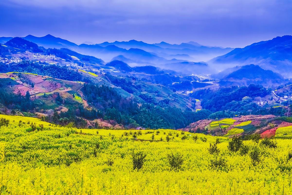 【杆言杆摄】风从徽州来  坡山村 白云深处隐藏的人家_图1-19