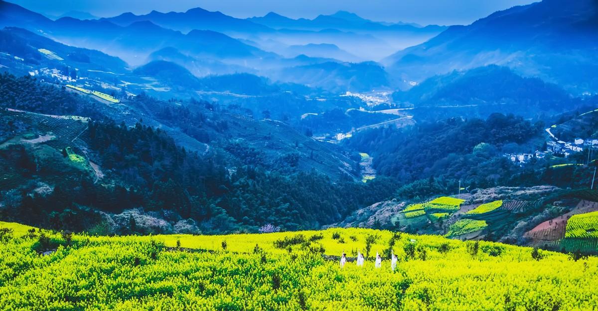 【杆言杆摄】风从徽州来  坡山村 白云深处隐藏的人家_图1-22