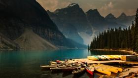 加拿大梦莲湖,梦境中的景
