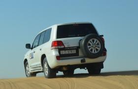 迪拜之沙漠冲沙